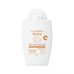 Avène Solaire SPF50 Fluide Mineral 40 ml